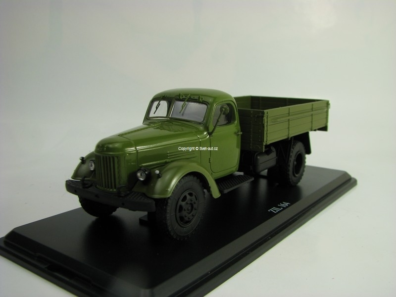 Zil 164 Valník Olive Green 1:43 Start Scale Models
